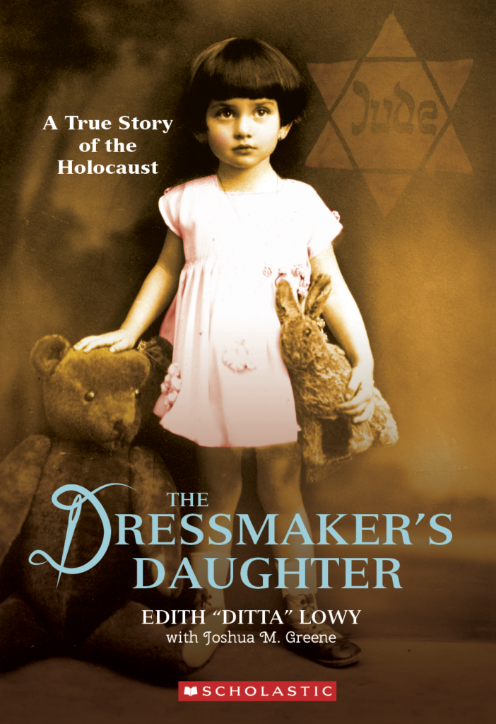 Dressmaker's Daughter jacket cover