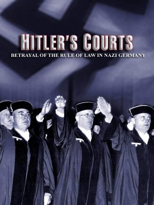 Hitlers Courts Cover